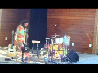 """Embedded thumbnail for Performing a Reggae version of Led Zeppelin's """"Whole Lotta Love"""""""